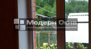 Остекление дачного дома в Московской области